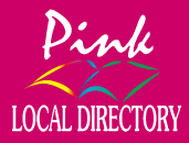 pink local directory logo